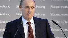 Владимир Путин призвал Европу не сдавать позиции