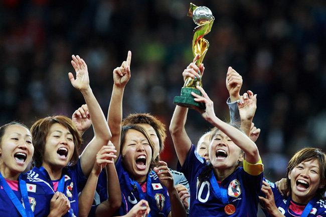 Франция япония футбол женщины