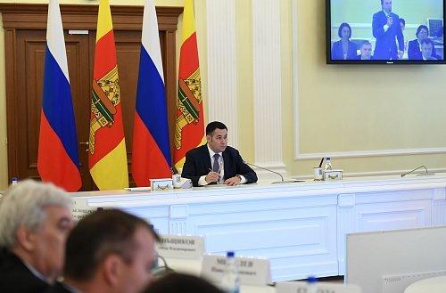 Губернатор Тверской области Игорь Руденя: Туристический портал станет витриной региона