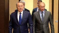 Президенты России и Казахстана встретятся в Челябинске