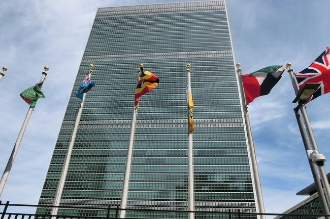 ООН примет решение по миротворцам на Украине