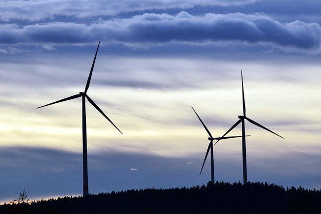 электроэнергия ветер