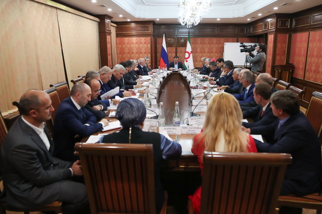 Республика Ингушетия готовит обоснование на дополнительное финансирование проекта «112»