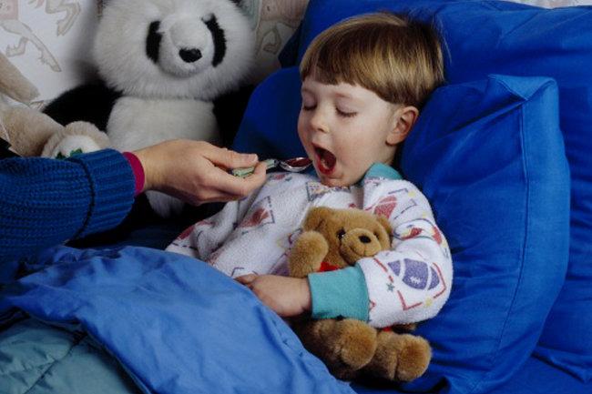 Ребёнок 10 лет часто болеет - Вопрос иммунологу