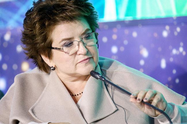 Любовь Глебова
