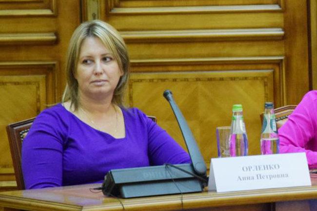 Анна Орленко
