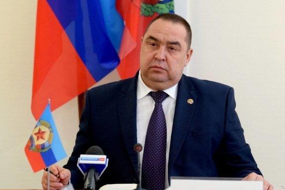 Игоря Плотницкого