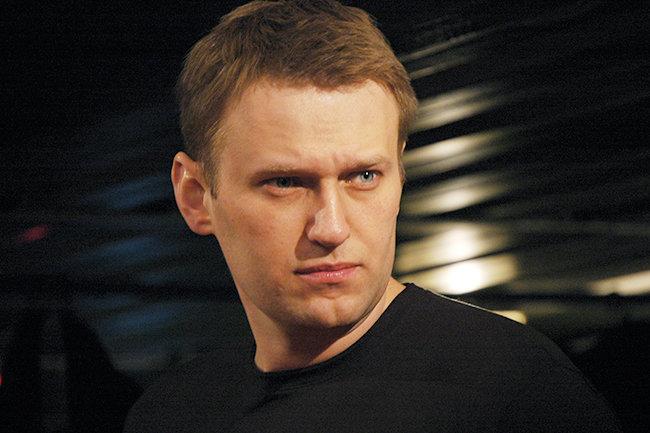 Алексей Навальны