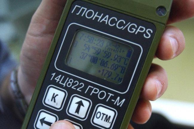 ГЛОНАСС/GPS