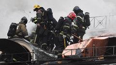 Пожар в жилом доме в Красногорске унес жизни двух человек