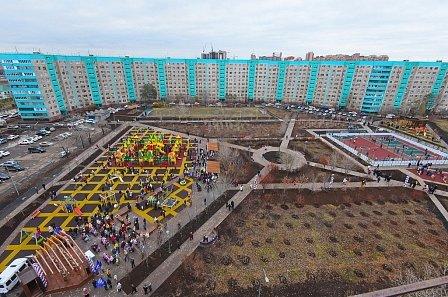 Оренбуржье стало лучшим регионом по реализации проекта «Формирование комфортной городской среды»